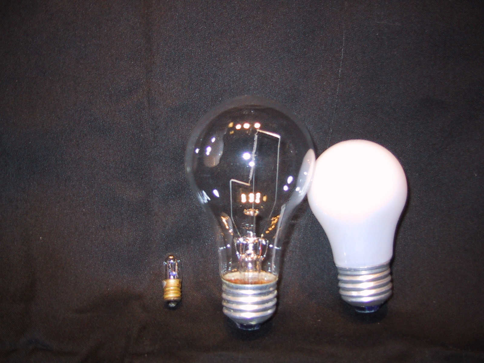 Producing Light Explains The Two Most Common Methods For Wiring A Basic Switch Left Variety Of Bulbs With Filament Visible In Clear One Right Bulb Being Emitted From Hot
